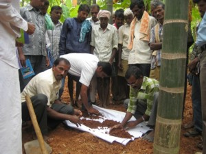 training on soil testing